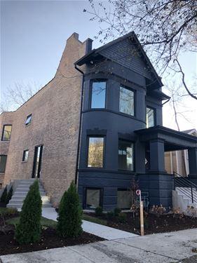 3255 W Evergreen Unit 1, Chicago, IL 60651 Humboldt Park