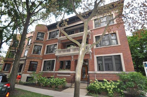 1450 E 56th Unit 3, Chicago, IL 60637 Hyde Park