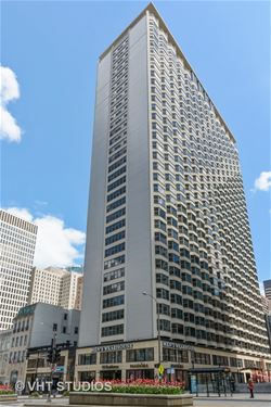 535 N Michigan Unit 2205, Chicago, IL 60611 Streeterville