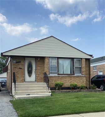 3728 W 80th, Chicago, IL 60652 Ashburn