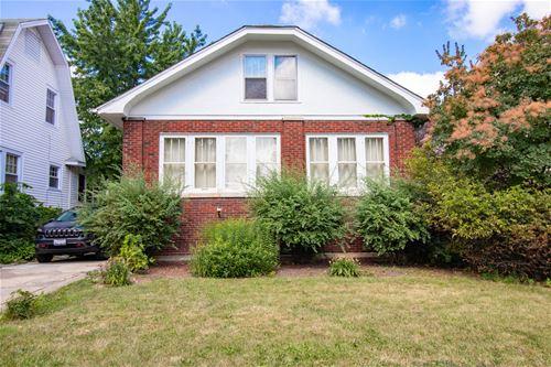 1047 N Humphrey, Oak Park, IL 60302