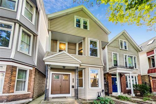 3247 N Hoyne, Chicago, IL 60618 Roscoe Village