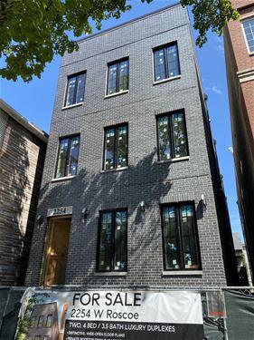 2254 W Roscoe Unit PH, Chicago, IL 60618 Roscoe Village