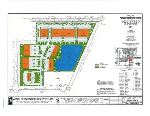 18.6 Acre  Fairview, Dekalb, IL 60115