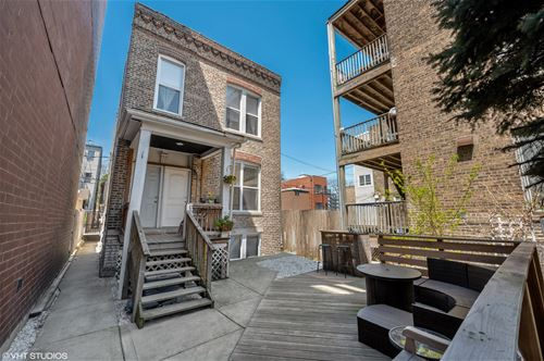 1524 N Western, Chicago, IL 60622 Humboldt Park