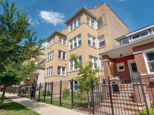 3510 W Palmer Unit 2W, Chicago, IL 60647 Logan Square