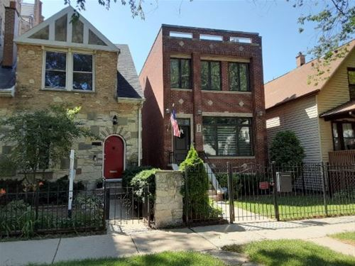 3526 N Marshfield, Chicago, IL 60657 West Lakeview