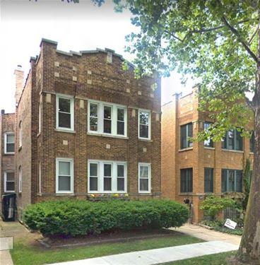 5920 N Artesian Unit 2, Chicago, IL 60659 West Ridge