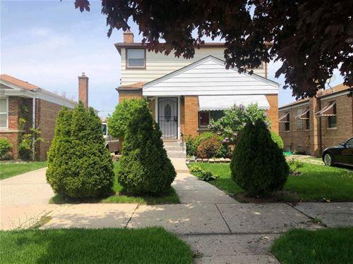 3820 W 80th, Chicago, IL 60652 Ashburn
