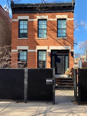 918 W Webster, Chicago, IL 60614 Lincoln Park