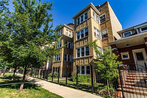 3510 W Palmer Unit 2E, Chicago, IL 60647 Logan Square