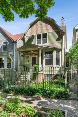 3728 W Shakespeare, Chicago, IL 60647