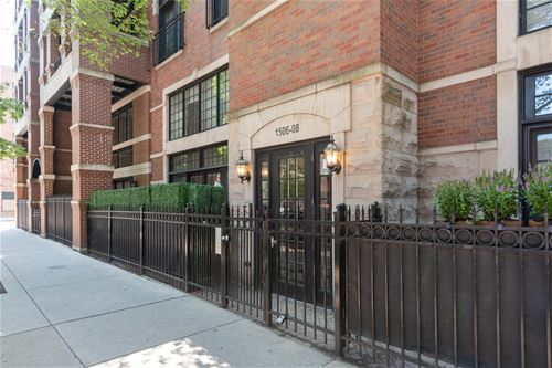 1506 N Sedgwick Unit 4S, Chicago, IL 60610 Old Town