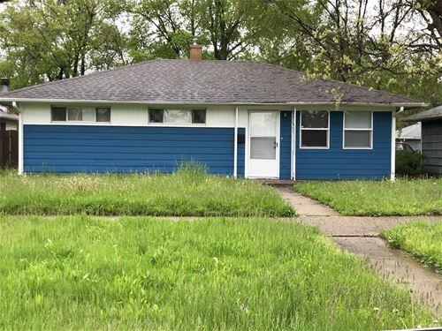 14708 Lincoln, Dolton, IL 60419