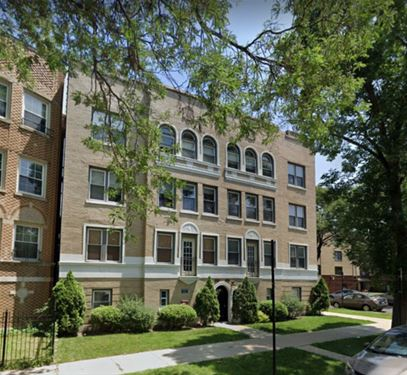 2618 W Rosemont Unit G, Chicago, IL 60659 West Ridge