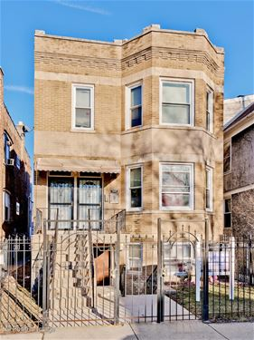 1839 N Harding, Chicago, IL 60647 Logan Square
