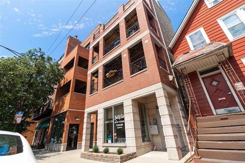 1814 W Belmont Unit 2, Chicago, IL 60657 Roscoe Village