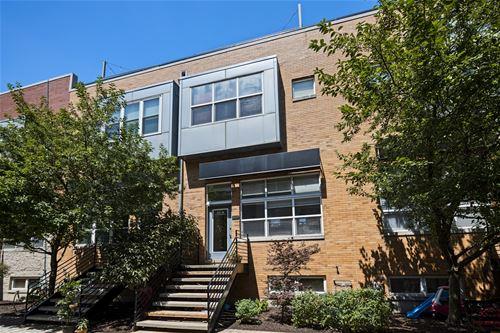 1811 N Rockwell Unit M, Chicago, IL 60647 Logan Square