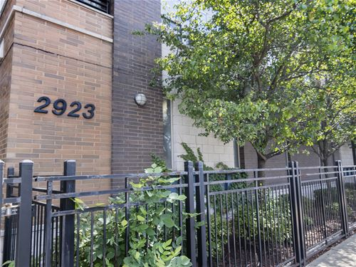 2923 N Clybourn Unit 302, Chicago, IL 60618 Hamlin Park