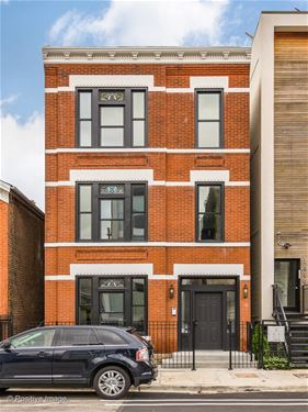 1815 W Augusta, Chicago, IL 60622 East Village