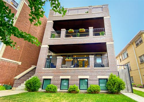 4416 N Winchester Unit 2, Chicago, IL 60640 Ravenswood