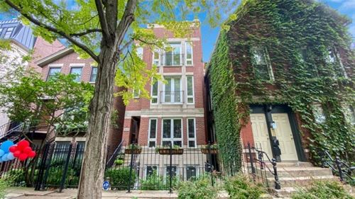 1819 N Bissell Unit 3, Chicago, IL 60614 Lincoln Park
