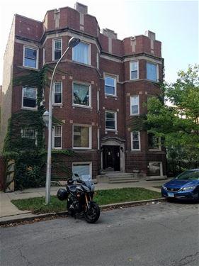 6818 N Lakewood Unit 2, Chicago, IL 60626 Rogers Park