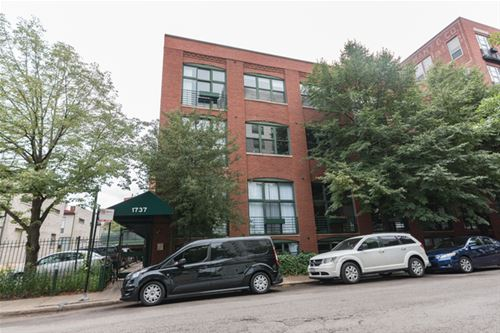 1737 N Paulina Unit 206, Chicago, IL 60622 Bucktown