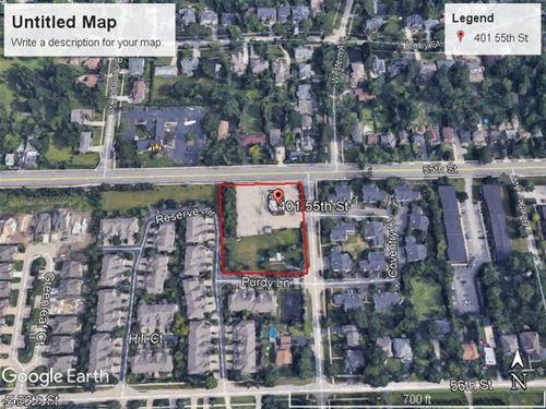 401 55th, Clarendon Hills, IL 60514