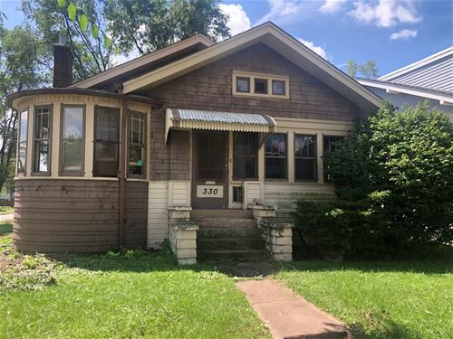 330 W 15th, Chicago Heights, IL 60411