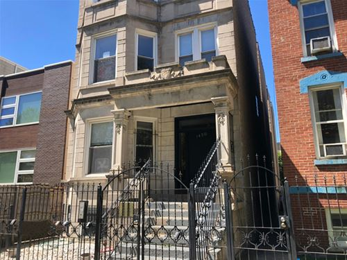 1450 N Campbell Unit 1B, Chicago, IL 60622 Humboldt Park