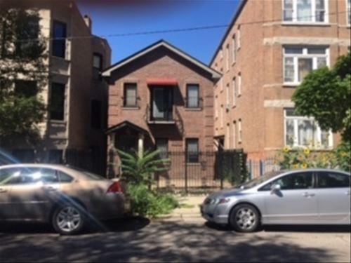1842 N Paulina, Chicago, IL 60622 Bucktown