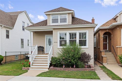 4830 W Winnemac, Chicago, IL 60630 Jefferson Park