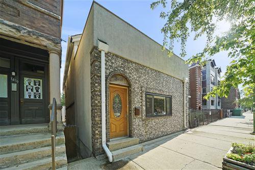 1461 W Cortez, Chicago, IL 60642 Noble Square