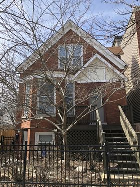 4122 N Bernard, Chicago, IL 60618 Irving Park