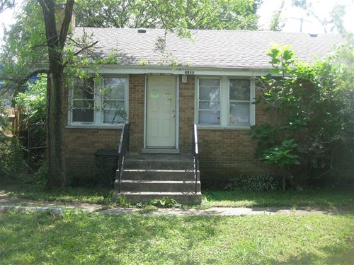 4811 151st, Oak Forest, IL 60452