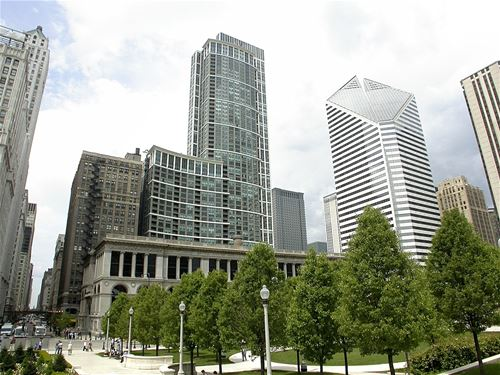 130 N Garland Unit 1106, Chicago, IL 60603 The Loop