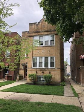2611 W Winnemac, Chicago, IL 60625 Ravenswood