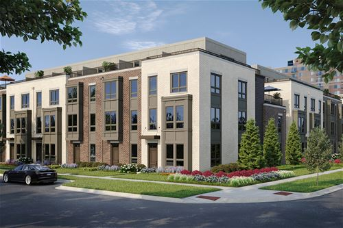 44 S Highland- Lot 12, Arlington Heights, IL 60005