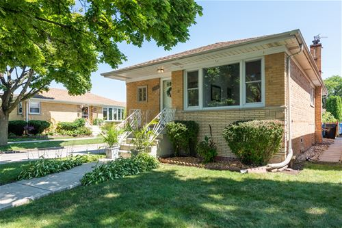 4861 N Newcastle, Chicago, IL 60656 Norwood Park