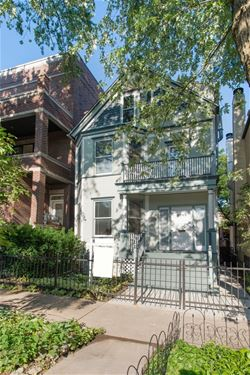 2743 N Greenview, Chicago, IL 60614 Lincoln Park