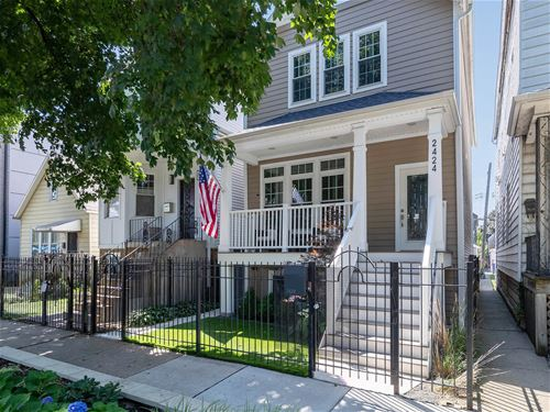 2424 N Campbell, Chicago, IL 60647 Logan Square