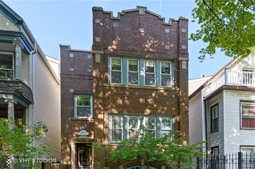 3426 N Leavitt, Chicago, IL 60618 Roscoe Village