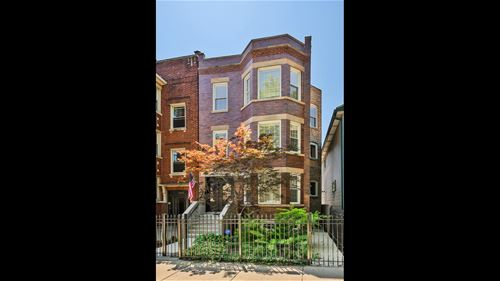 1619 W Carmen, Chicago, IL 60640 Ravenswood