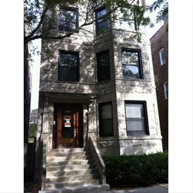 3707 N Racine Unit 1, Chicago, IL 60613 Lakeview