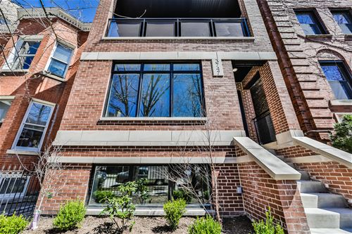 2846 N Racine Unit 3, Chicago, IL 60657 Lakeview