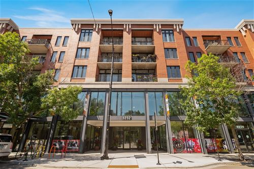 3232 N Halsted Unit D312, Chicago, IL 60657 Lakeview