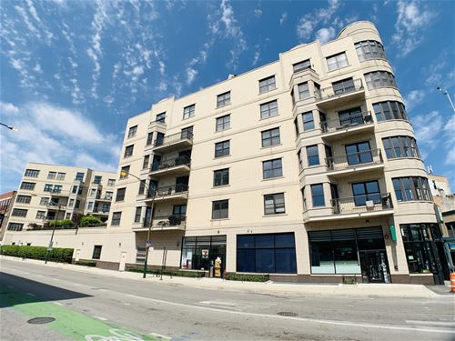 520 N Halsted Unit 502, Chicago, IL 60642 Fulton River District
