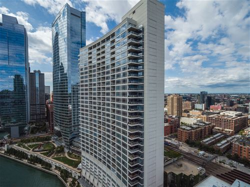 333 N Canal Unit 1506, Chicago, IL 60606 Fulton River District