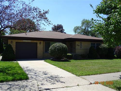 4533 W 105th, Oak Lawn, IL 60453